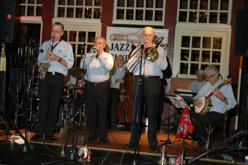 The Radio Town Jazz Band