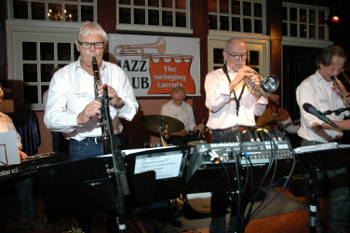 The Charlestown Jazzband